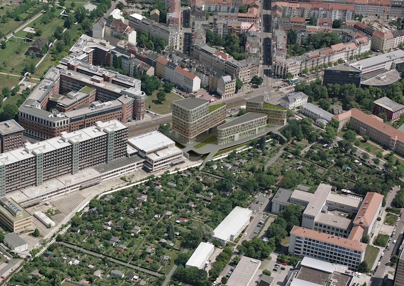 Ostplatz Leipzig neubebauung ostplatz leipzig homuth partner